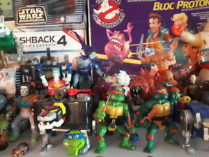 Wanted to buy 1980s/1990s toys