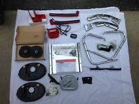 Assorted FLH Parts and assessories