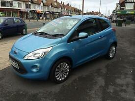 2010 FORD KA 1.3 TDCi Zetec From GBP5950+ Retail Package