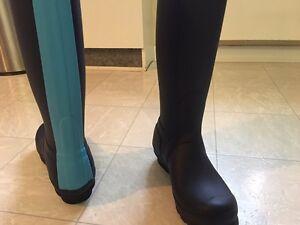 Bottes de pluie Hunter pour femmes (8.5) neuves
