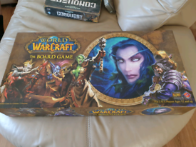 World of warcraft the board game 2005