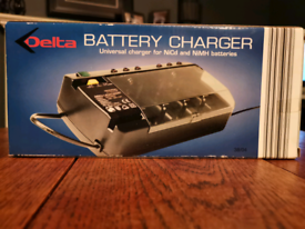 Delta MW3398 Battery Charger - BRAND NEW IN BOX