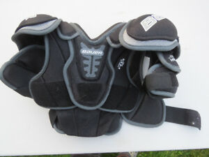 Bauer Nexus Shoulder Pads Jr. Small