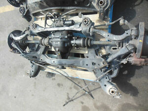 Skyline R33 GTS Calipers Disc Rotor Differential LSD Sub frame R