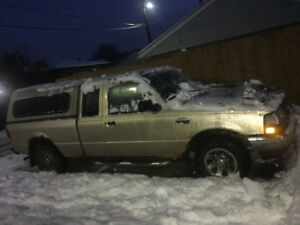 2002 Ford Ranger XLT Automatic 1 Owner