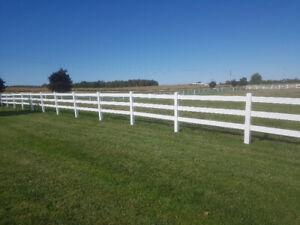 White Pasture Fencing