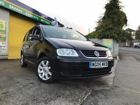 null Volkswagen Touran 1.9 TDI SE 5dr (7 Seat)