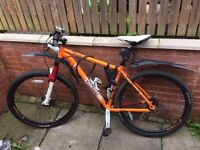 Voodoo Aizan like new less than 100 miles with extras 29 er