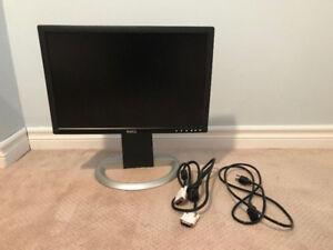 "Dell 2005FPW 20"" Monitor"