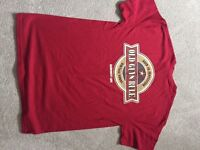 Brand New Old Guys Rule T-shirt Rainforest Cafe Size M