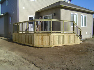 HOME-TECH FENCING AND CUSTOM DECKS 2017 Kingston Kingston Area image 10
