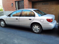 2000 Saturn S-Series tres bas km Sedan