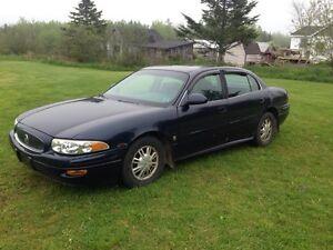2004 Buick La Sabre Custom