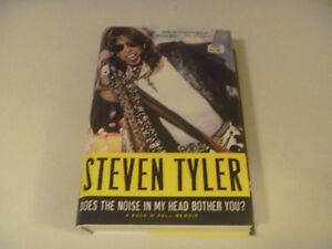 Steven Tyler, Does The Noise In My Head Bother You?