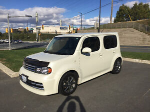 2010 Nissan Cube Wagon - Great Delivery Vehicle!
