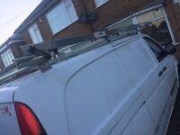 Vito roof rack
