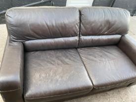 Next sofa and recliner