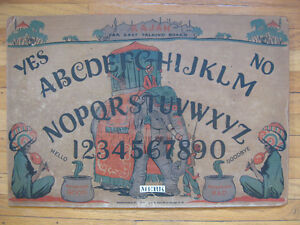Wanted: Older Ouija Boards ~Wanted~ London Ontario image 2