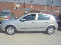 Vauxhall Astra 1.6 16v ( 115ps ) Life 5 DOOR - 2008 57-REG - 10 MONTHS MOT