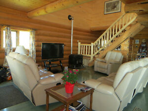RV Park/Campground Featuring Log Home For Sale Prince George British Columbia image 3