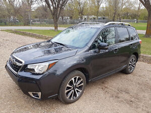 2017 Subaru Forester Grey SUV, Crossover
