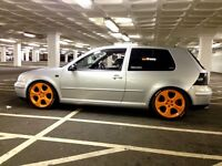 Golf mk4 breaking or sell as whole £1200 no offers