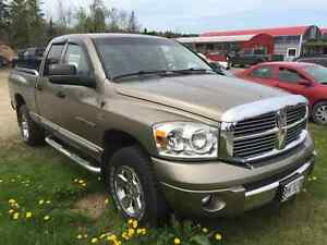 2007 Dodge Power Ram 1500 Laramie Pickup Truck
