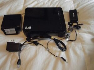 BELL Sagemcon 5250 and BELL Arris VAP2500 access point