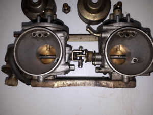 1990 YAMAHA PHAZER CARBURETORS PZ 480 CARBS