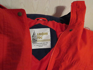 Mens Fall Jacket size large Wolfville Area  London Fog