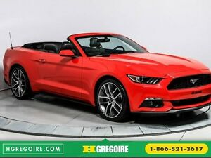 2015 Ford Mustang EcoBoost Premium CUIR TOIT MAGS BLUETOOTH