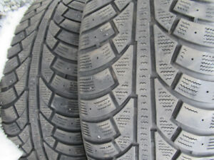 P245/60R18 SEVERE SNOW RATED WINTER TIRES
