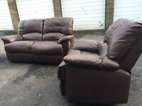 Recliner Suite sofas