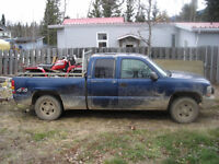 Pickup Truck and Driver for hire