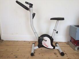 Exercising bicycle