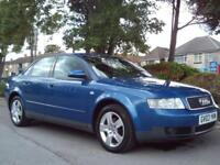AUDI A4 1.9TDI 2003 SE COMPLETE WITH M.O.T HPI CLEAR INC WARRANTY