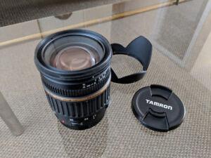 Tamron 17-50 F/2.8 XR Di II SP - Canon mount