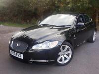 2010 Jaguar XF 3.0 TD V6 Luxury 4dr