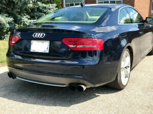2010 Audi A5 (2.0 Turbo, low mileage)
