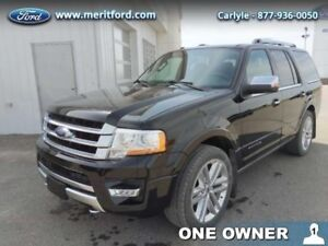 2017 Ford Expedition Platinum  - one owner - local