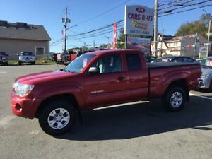 2010 Toyota Tacoma Base SB 4-Door Access Cab 6.1-Foot Bed 4WD 2.