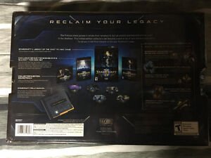 Starcraft 2 Legacy of the Void Collector's edition SEALED Windsor Region Ontario image 2
