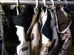 COATS Variety of Sizes&.types  men, women, kids