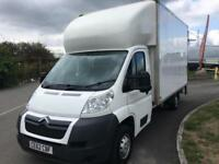 Citroen Relay 2.2HDi 130 35 LONG WHEEL BASE LUTON WITH TAIL LIFT