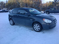 """GREAT GAS MILEAGE""  2011 Hyundai Accent GL Coupe (2 door)"