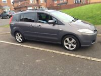 Mazda 5 with 1 year MOT ... 7 seater 6 speed 2.0diesel