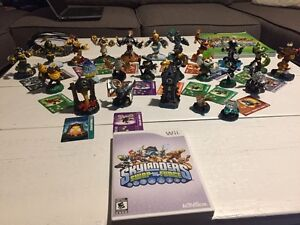 SKYLANDERS SWAP FORCE COLLECTION W/Wii CD ONLY $215