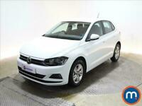 2019 Volkswagen Polo 1.0 EVO 80 SE 5dr Hatchback Petrol Manual