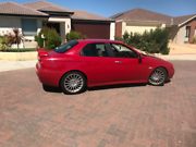 2003 Alfa Romeo 156 Maddington Gosnells Area Preview