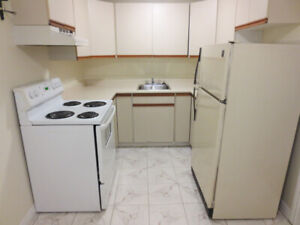 1 Bedroom Basement Apartment. ALL IN! Across from Dalhousie.